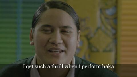 Video for Haka - Webisode; TKKM a rohe o Mangere,