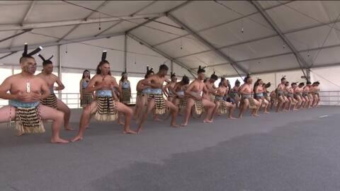 Video for 2021 ASB Polyfest, Puutake - James Cook High School, Haka