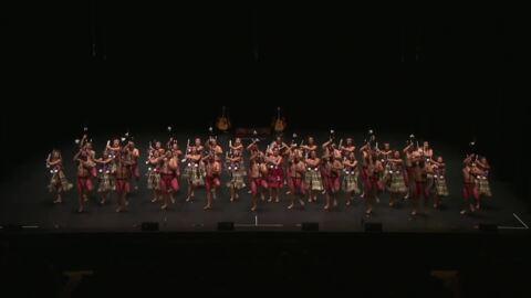 Video for 2020 Kapa Haka Regionals, Ngā Tūmanako, Whakaeke