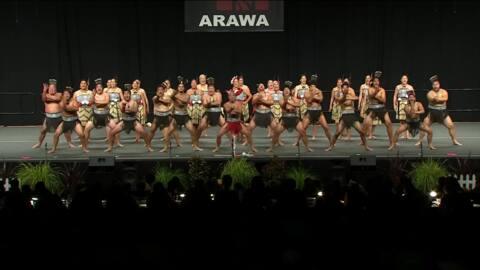 Video for 2020 Kapa Haka Regionals, Ohinemutu, Haka