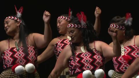 Video for 2020 Kapa Haka Regionals, Te Waka Huia o Mua, Waiata-ā-ringa