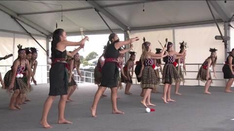 Video for 2021 ASB Polyfest, Westlake Girls High School, Whakawātea