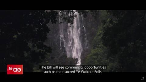 Video for Ngāti Hinerangi's Treaty grievances settled