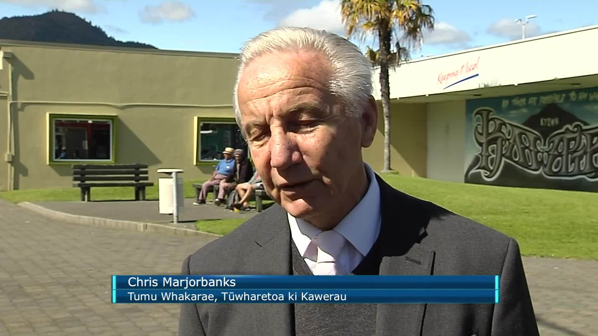 Video for Kawerau fighting back against meth