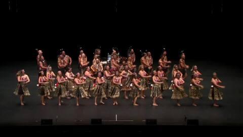Video for 2020 Kapa Haka Regionals, Te Waka Huia, Whakawātea