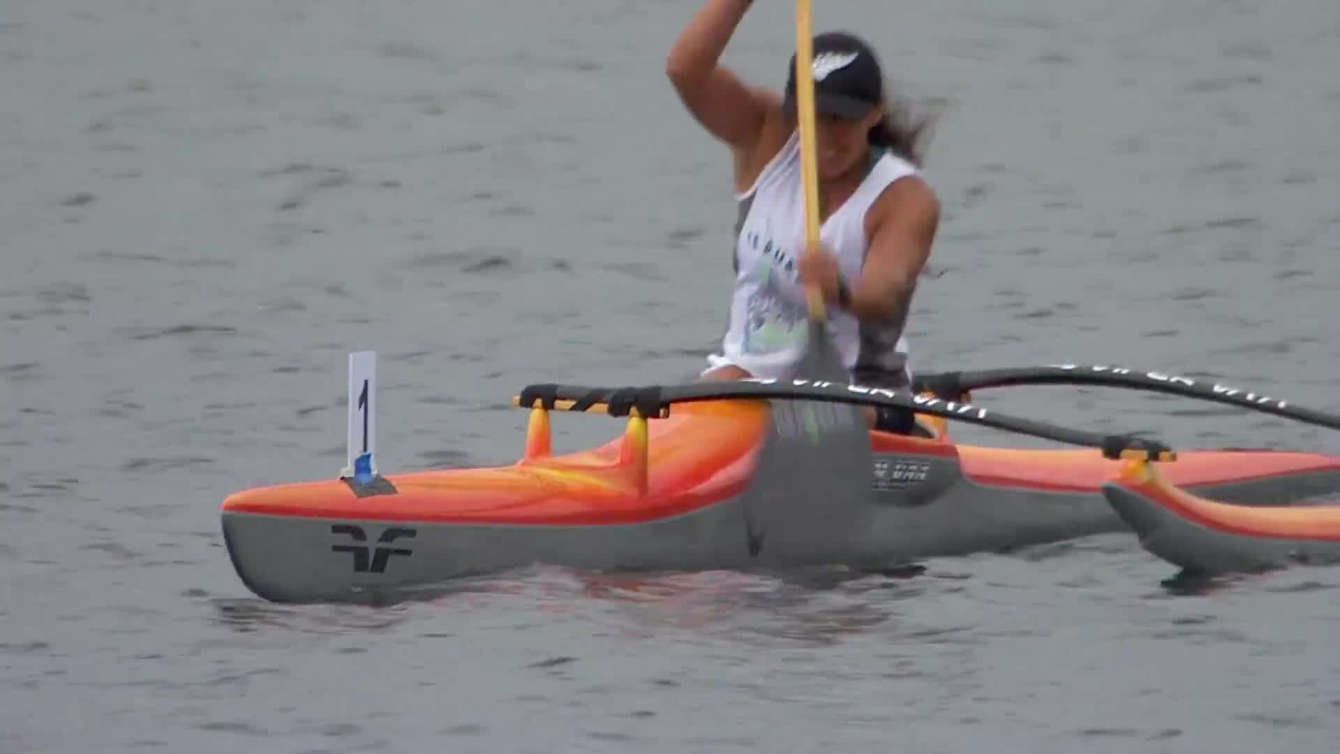 Video for Waka Ama Sprints 2018, Series 6 Episode 6