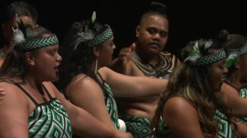 Video for 2020 Kapa Haka Regionals, Te Toka Tu Manawa, Waiata-ā-ringa