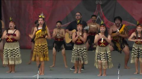 Video for ASB Polyfest 2019, Manurewa High School, Waiata-ā-ringa,