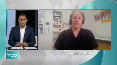 Video for Māori doctors do not want repeat of failure to consult them aboutCovid response strategies