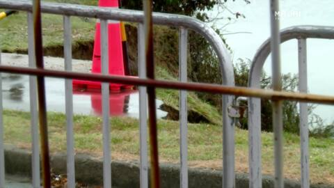 Video for Rāhui on Taupō Lake lifted due to wastewater pipe collapse