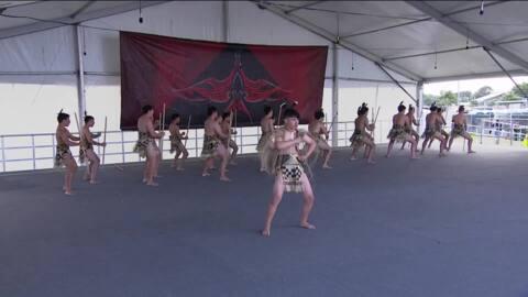 Video for 2021 ASB Polyfest, Auckland Grammar School, Mau Rākau