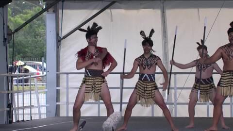 Video for 2021 ASB Polyfest, Titikopuke - Dilworth School, Mau Rākau