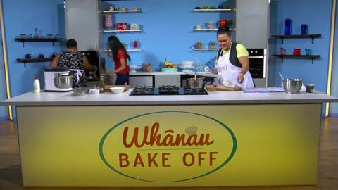 Video for Whānau Bake Off, Series 2 Episode 3