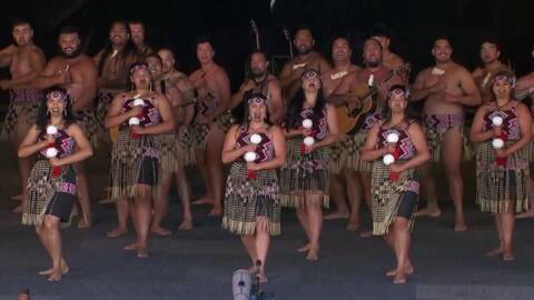 Video for 2020 Kapa Haka Regionals, Te Whānau a Apanui, Full Bracket