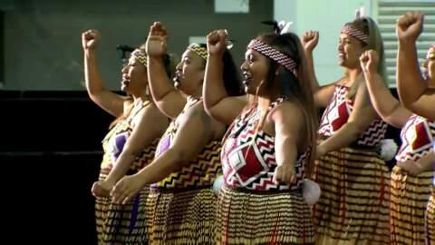 Video for 2020 Kapa Haka Regionals, Te Rau Hono Tangata, Whakaeke