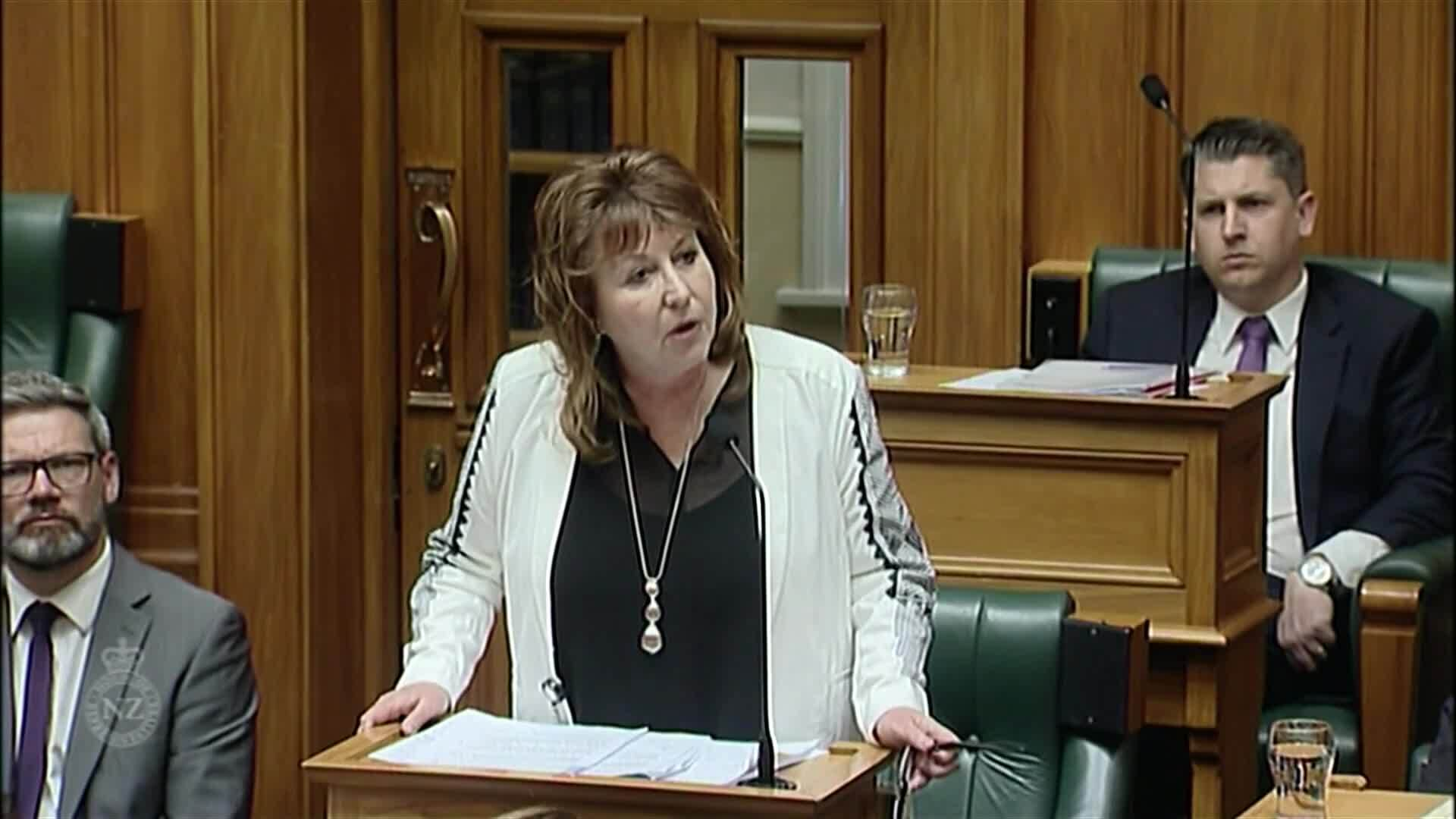 """Video for """"Intolerable"""" pressure pushes Curran to resign as Minister"""