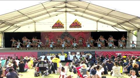 Video for ASB Polyfest 2019, Puutake - James Cook High School, Whakawātea