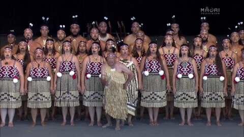 Video for Kahungunu rangatira Piri Sciascia passes away