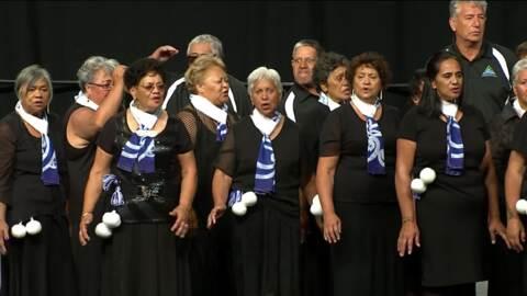 Video for 2020 Kapa Haka Regionals, Ngā Taikura o Tūwharetoa, Mōteatea