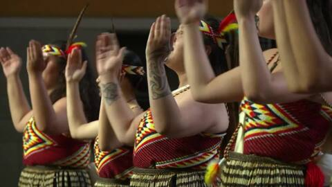 Video for 2020 Kapa Haka Regionals, Ngāti Pōneke Young Māori Club, Waiata-ā-ringa
