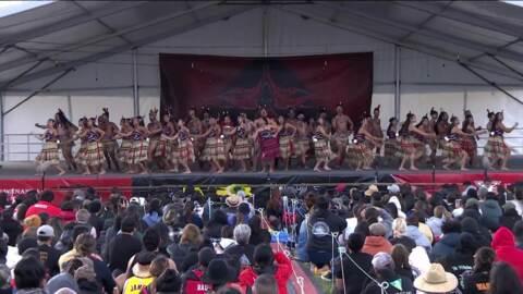 Video for 2021 ASB Polyfest, TWK o Hoani Waititi Marae, Waiata-ā-ringa