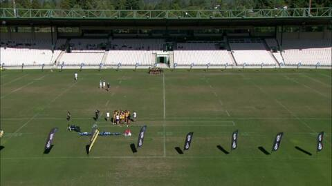 Video for 2019 Bunnings Junior National Touch: 1G Pool B, Wellington v Taranaki,