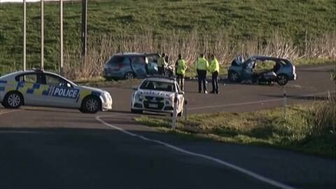 Video for Names released following horrific Taranaki crash
