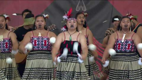 Video for ASB Polyfest 2019, Ngā Puna o Rehu, Full Bracket,