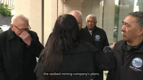 Video for Trans Tasman Resources will appeal Supreme Court to mine seabed