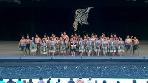 Video for 2019 Te Matatini, Te Puu Ao, Mōteatea