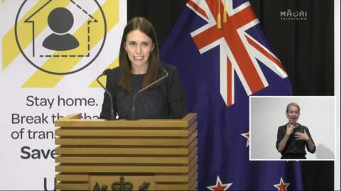 Video for Ministry of Health have plans to stop Māori COVID-19 outbreak