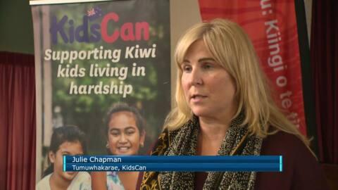 Video for Ka tautoko te iwi o Waikato i a KidsCan ki te āwhina i ngā tamariki i te kura