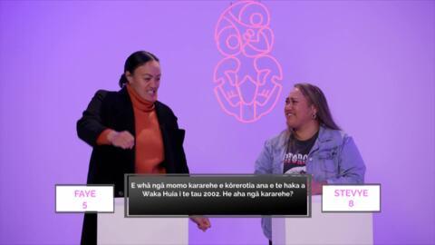 Video for Pūkana, Episode 22