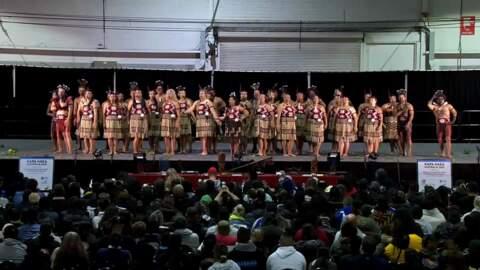 Video for 2020 Kapa Haka Regionals, Ngā Uri Whaioranga, Mōteatea