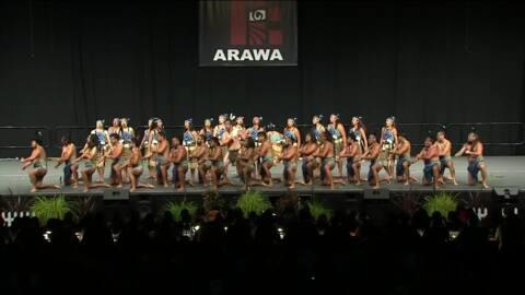 Video for 2020 Kapa Haka Regionals, Te Hikuwai, Haka
