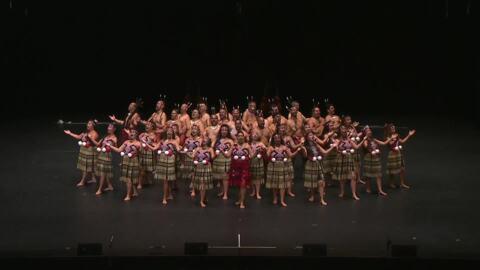 Video for 2020 Kapa Haka Regionals, Ngā Tūmanako, Waiata-ā-ringa