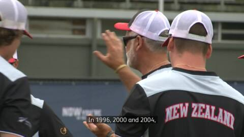 Video for Black Sox prepare ahead of 2019 World Cup
