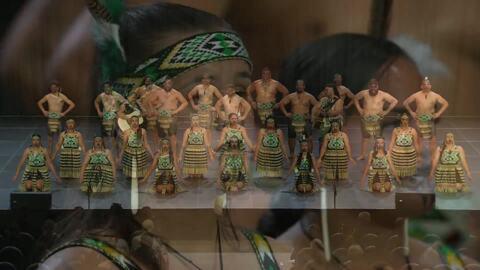 Video for 2020 Kapa Haka Regionals, Ngā Waipuna ā Mata, Waiata-ā-ringa