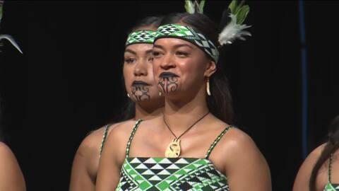 Video for 2020 Kapa Haka Regionals, Kura Tai Waka, Mōteatea