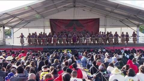 Video for 2021 ASB Polyfest, TWK o Hoani Waititi Marae, Whakawātea
