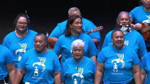 Video for 2020 Kapa Haka Regionals, Te Kotahitanga o Punahau, Whakaeke