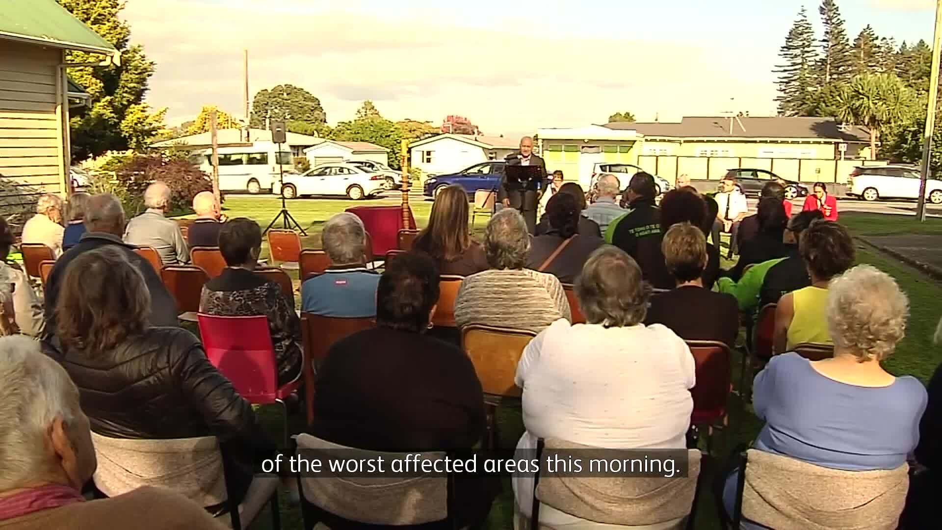 Video for The Edgecumbe floods: one year on
