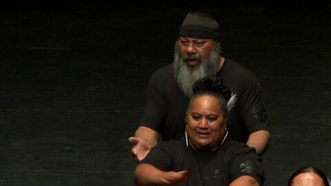 Video for 2020 Kapa Haka Regionals, Te Pou Whakairo, Waiata-ā-ringa