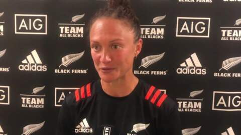 Video for Black Ferns defend world number one ranking