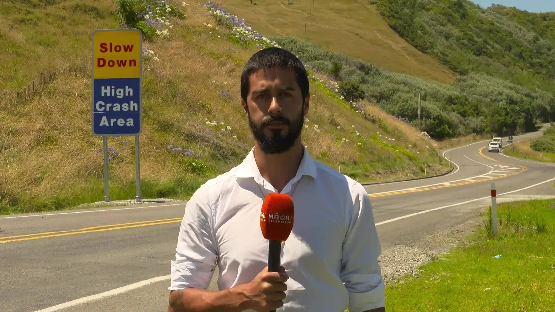 Video for Safety upgrades for rural Tairāwhiti roads