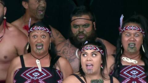 Video for 2020 Kapa Haka Regionals, Te Kapa o Ngāti Ranginui, Mōteatea