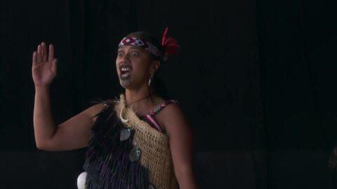 Video for 2020 Kapa Haka Regionals, Te Whānau a Apanui, Mōteatea