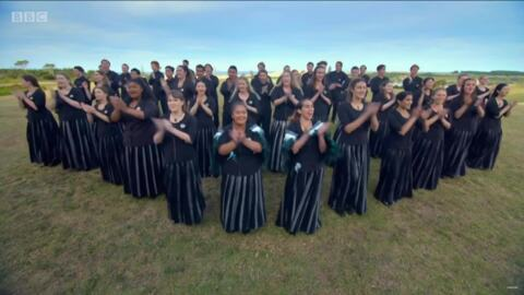 Video for Commonwealth Day broadcast receives powerful mihi and waiata
