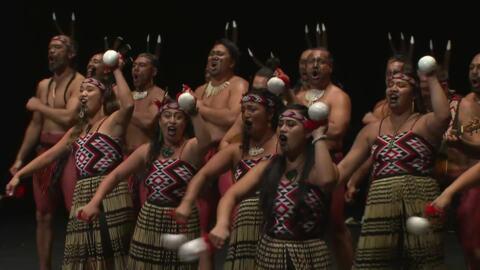 Video for 2020 Kapa Haka Regionals, Ngā Tūmanako, Poi