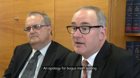 Video for HNZ to compensate 800 tenants wrongly evicted post-meth tests
